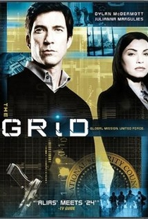 The Grid - Poster / Capa / Cartaz - Oficial 1