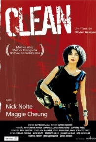 Clean - Poster / Capa / Cartaz - Oficial 2