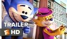 Top Cat Begins UK TRAILER 1 (2016) - Ben Diskin, David Hoffman Animated Movie HD