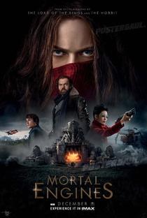 Máquinas Mortais - Poster / Capa / Cartaz - Oficial 13