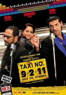 Taxi No. 9211 - Poster / Capa / Cartaz - Oficial 1