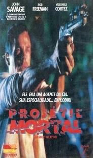 Projétil Mortal - Poster / Capa / Cartaz - Oficial 1