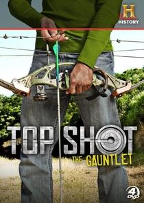Top Shot (3 ª temporada) - Poster / Capa / Cartaz - Oficial 1
