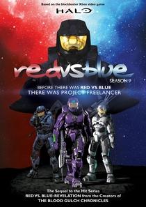 Red Vs Blue (9ª Temporada) - Poster / Capa / Cartaz - Oficial 1