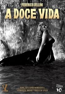 A Doce Vida - Poster / Capa / Cartaz - Oficial 13