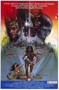 A Espada e os Bárbaros - Poster / Capa / Cartaz - Oficial 3