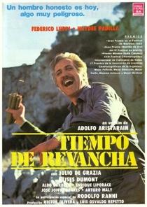 Tempo de Revanche - Poster / Capa / Cartaz - Oficial 1