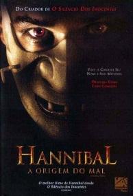Hannibal - A Origem do Mal - Poster / Capa / Cartaz - Oficial 2