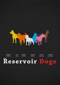 Cães de Aluguel - Poster / Capa / Cartaz - Oficial 9