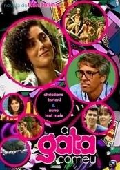A Gata Comeu - Poster / Capa / Cartaz - Oficial 4