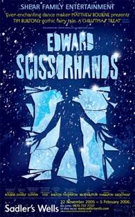 Edward Mãos de Tesoura - Poster / Capa / Cartaz - Oficial 8