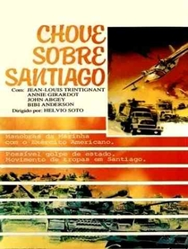 Chove Sobre Santiago - Poster / Capa / Cartaz - Oficial 3