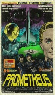 Prometheus - Poster / Capa / Cartaz - Oficial 10