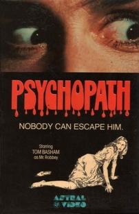 The Psychopath - Poster / Capa / Cartaz - Oficial 1