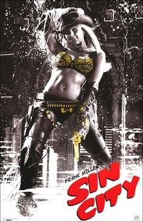 Sin City - A Cidade do Pecado - Poster / Capa / Cartaz - Oficial 6