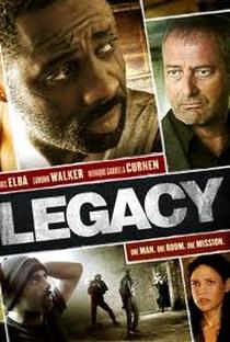 Legacy - Poster / Capa / Cartaz - Oficial 2