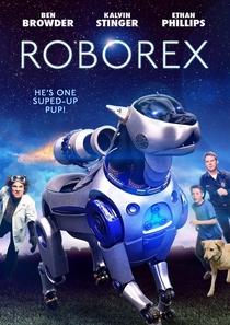 As Aventuras de RoboRex - Poster / Capa / Cartaz - Oficial 1