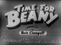 Time for Beany - Poster / Capa / Cartaz - Oficial 1