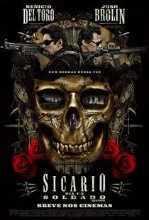 Sicario: Dia do Soldado - Poster / Capa / Cartaz - Oficial 2
