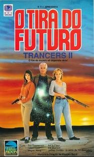 O Tira do Futuro - Poster / Capa / Cartaz - Oficial 6