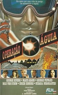 Operação Águia - Poster / Capa / Cartaz - Oficial 1