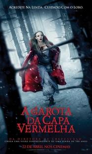 A Garota da Capa Vermelha - Poster / Capa / Cartaz - Oficial 4