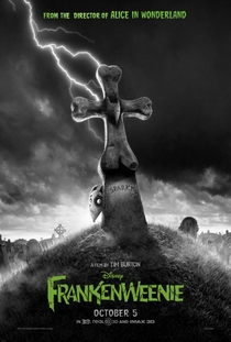 Frankenweenie - Poster / Capa / Cartaz - Oficial 2