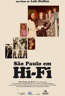 São Paulo em HI-FI - Poster / Capa / Cartaz - Oficial 2