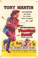 Valente como poucos (Quincannon, Frontier Scout)