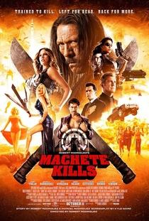 Machete Mata - Poster / Capa / Cartaz - Oficial 1