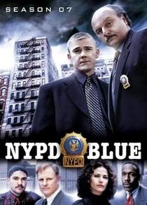 Nova York Contra o Crime (7ª Temporada) - Poster / Capa / Cartaz - Oficial 1