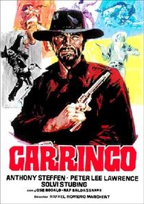 Garrringo, o Carrasco - Poster / Capa / Cartaz - Oficial 1