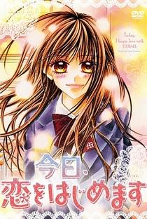 Kyou, Koi wo Hajimemasu - Poster / Capa / Cartaz - Oficial 3