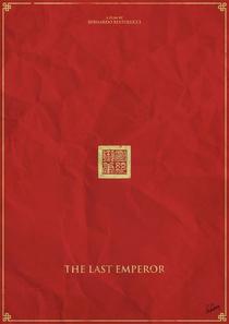 O Último Imperador - Poster / Capa / Cartaz - Oficial 17