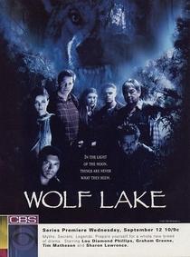 Wolf Lake - Poster / Capa / Cartaz - Oficial 1
