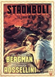 Stromboli - Poster / Capa / Cartaz - Oficial 2