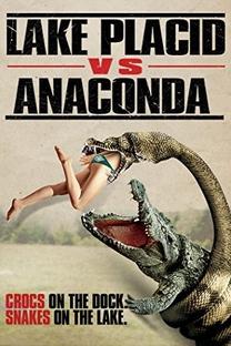 Pânico No Lago: Projeto Anaconda - Poster / Capa / Cartaz - Oficial 2