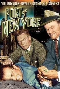 Porto de New York - Poster / Capa / Cartaz - Oficial 1