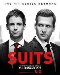 Suits (3ª Temporada) - Poster / Capa / Cartaz - Oficial 3