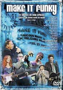Make It Funky - Os Ritmos de New Orleans - Poster / Capa / Cartaz - Oficial 1