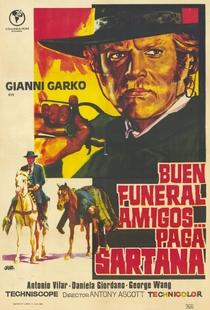 Bom Funeral, Amigos!... Paga Sartana - Poster / Capa / Cartaz - Oficial 1