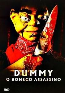 Dummy - O Boneco Assassino - Poster / Capa / Cartaz - Oficial 2