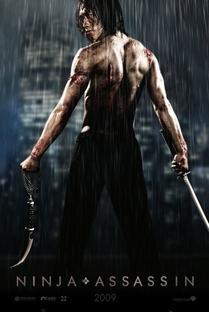 Ninja Assassino - Poster / Capa / Cartaz - Oficial 2