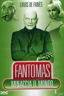 A Volta de Fantomas - Poster / Capa / Cartaz - Oficial 9