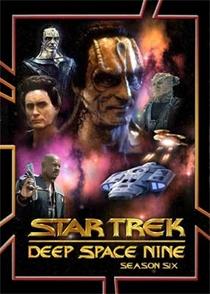 Jornada nas Estrelas: Deep Space Nine (6ª Temporada) - Poster / Capa / Cartaz - Oficial 1