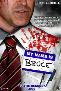Meu Nome é Bruce - Poster / Capa / Cartaz - Oficial 3
