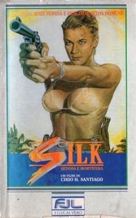 Silk 1 - Sedosa e Mortífera - Poster / Capa / Cartaz - Oficial 3