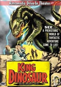 O Rei Dinossauro - Poster / Capa / Cartaz - Oficial 1