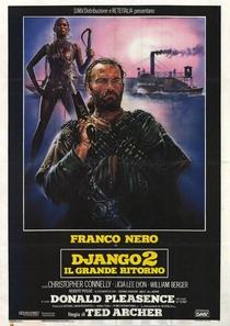 Django - A Volta do Vingador - Poster / Capa / Cartaz - Oficial 2
