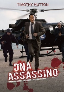 DNA Assassino - Poster / Capa / Cartaz - Oficial 4